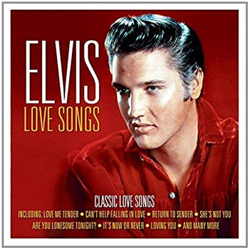 (Love Songs - Elvis Presley)