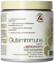 Ajipure Glutamimmune Canister, 400 Gram