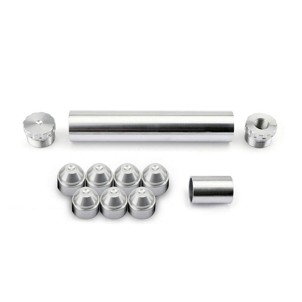 Doublele /Filtro Carburante Auto 1//2-28 Accessori Veicolo in Alluminio Resistente per Napa 4003 WIX 24003