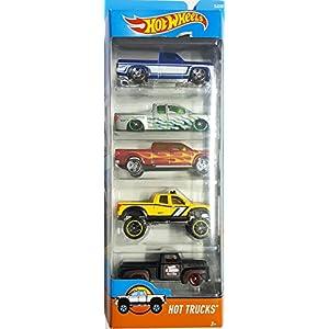 Hot Wheels – 5 Car...