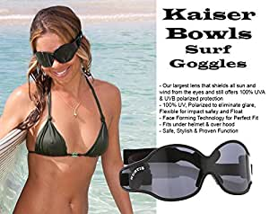Kaiser Bowls Surf Goggles Surfing Sunglasses Best For