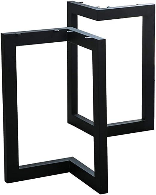 AFDK 2X pesada Industrial Tipo V Tabla metal patas de la mesa ...