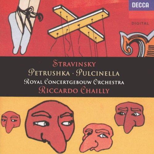 Price comparison product image Stravinsky: Petrushka / Pulcinella