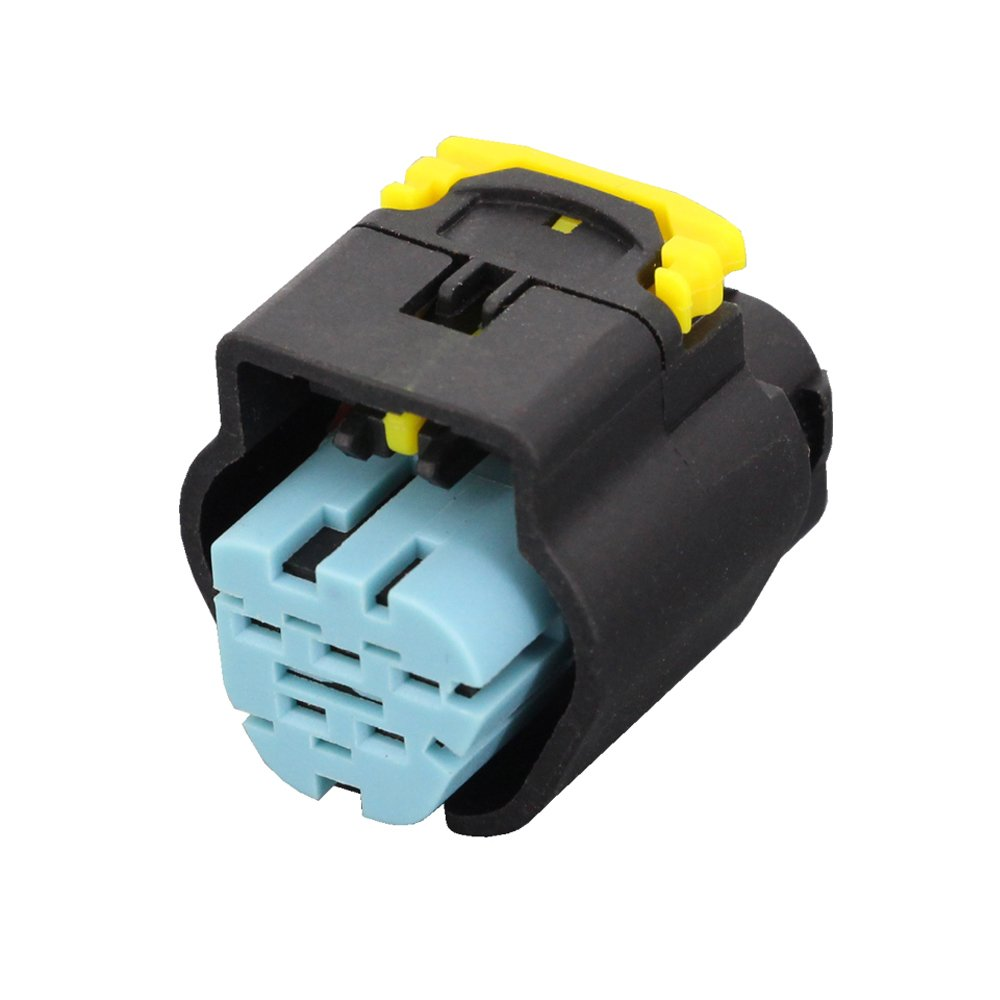 1 Set DJ7051F-1.5-21 Waterproof Female 5 Pin Automotive Electrical Wire Connector 1928405138