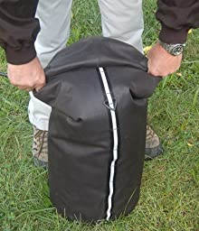 Helen Twowheels Waterproof Roll Top Sack- Medium Motorcycle Bag