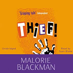 Thief! Audiobook