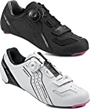 Louis Garneau Carbon LS-100 Women's Cycling Shoe: White 42
