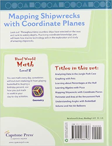 Workbook coordinate plane worksheets that make pictures : Mapping Shipwrecks with Coordinate Planes (Real World Math - Level ...