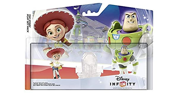 Disney Infinity - Pack PlaySet: Toy Story: Amazon.es: Videojuegos