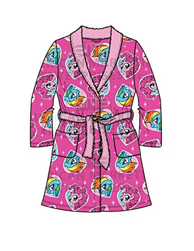 My Little Pony Movie Toddler Girls Plush Robe, 4T