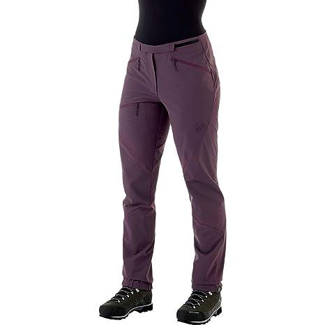 5ad35fb58b Mammut Courmayeur - Pantalones de Softshell para Mujer: Amazon.es ...