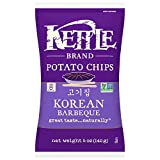 kettle chip bbq - Kettle Brand Potato Chips, Korean Barbeque, 5 Ounce (Pack of 15)