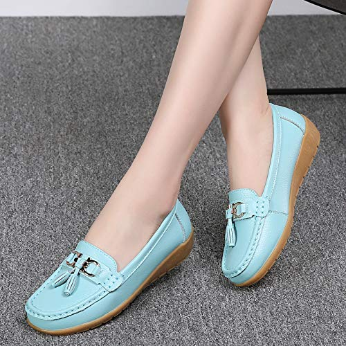 E flat shoes comfortable fashion work ladies Casual shoes slip shoes FLYRCX pregnant with bottom shallow mouth non shoes women soft UHwXgc1Wqc