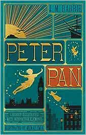 Peter Pan (Harper Design Classics)