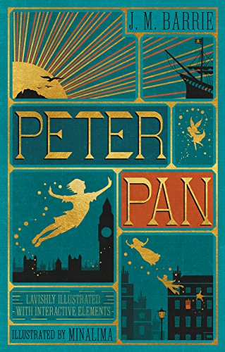 Peter Pan (Illustrated with Interactive Elements) ()