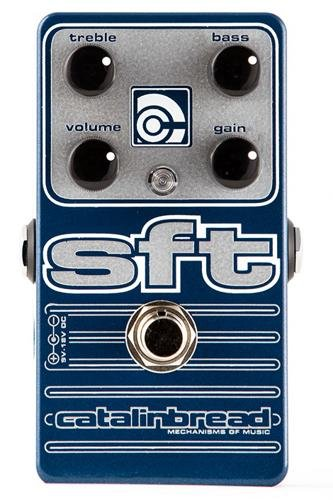 Catalinbread SFT Ampeg Amp Emulation Version 2