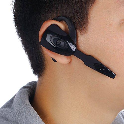 JIAIIO New Stereo Earphone Wireless Bluetooth Game Headset Headphone Earphone Handfree with Mic for Sony for PS3 Smart Phone Tablet