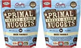 Primal Freeze-Dried Nuggets Duck Formula for Cats 11oz (2 x 5.5oz)