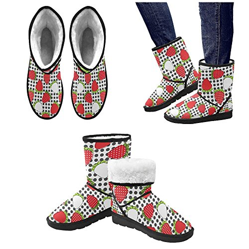 5 Ladies colorful InterestPrint 5 Boots Tribal Color13 Womens Designs Classic Graphic Ethnic Abstract Pattern Snow Size 12 Doodle 65Fqpw