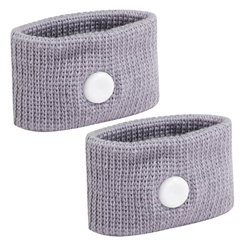 TRIXES Travel Anti-Nausea Travel Band for Motion Sickness Nausea Relief...