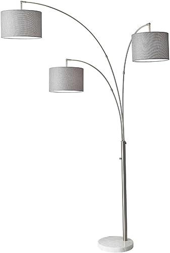 Adesso 4250-22 Bowery Arc 3-Light Floor Lamp