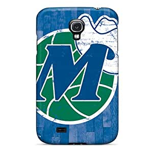 First-class Cases Covers For Galaxy S4 Dual Protection Covers Dallas Mavericks Black Friday