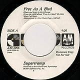 Free as a bird (1987) / Vinyl Maxi Single [Vinyl 12'']
