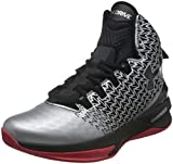 Under Armour ClutchFit Drive 3 Men's Basketball Shoes (Metallic Silver, Black, Red - Size 9.5)