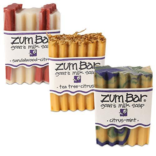 Citrus - Take Three Zum Bars by Indigo Wild ()