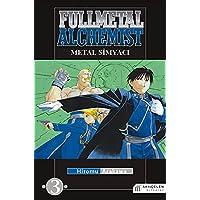 Fullmetal Alchemist Metal Simyacı-3