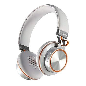HUAN Auriculares para Juegos, Auriculares inalámbricos Bluetooth Diadema para Auriculares con Orejas Sobre la Oreja Auriculares con micrófono, PUBG, ...