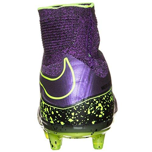 Nike Hypervenom Phantom II FG Fussballschuhe hyper grape-hyper grape-black-volt - 45,5