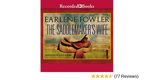 the saddlemaker s wife fowler earlene