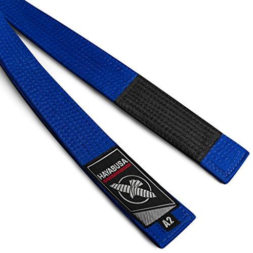 Blue Belt Jiu Jitsu - Hayabusa Unisex Jiu Jitsu Belt (New | 2018) (Blue, A3)