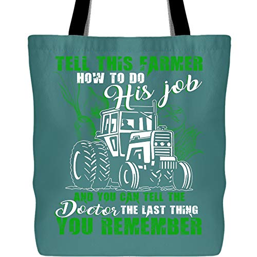 This Is A Farmer Bags with Long &