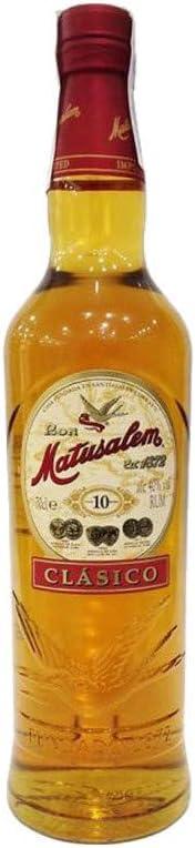Ron - Matusalem 10 Años 1L: Amazon.es: Alimentación y bebidas