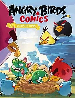 Angry Birds 5 Gefiederte Feinde German Edition By Larmola Kivi