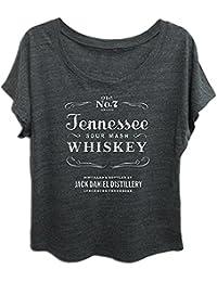 Women's Daniel's Tennessee Whiskey Short Sleeve T-Shirt