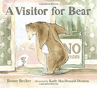 book cover of A Visitor for Bear