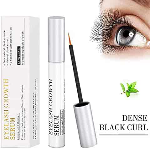 0a07c3b5490 WIYFA Eyelash Growth Serum, 100% Natural Eyelash Growth Enhancer & Brow  Serum Boost Rapid