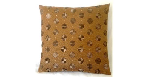 Amazon.com: Mostaza Throw decorativos funda de almohada ...