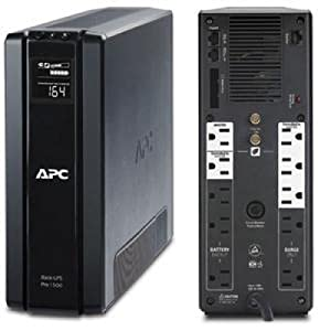 Apc Back-Ups 1500Va Ups 120V U.S. Version