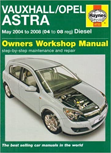 Vauxhall/Opel Astra Diesel 04-08 of Mead, J.S. on 31 May 2008: Amazon.es: Libros