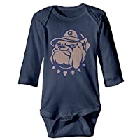 DELPT Georgetown University Hoyas Bulldog Cute Boy & Girl Infants Climb Cloth...