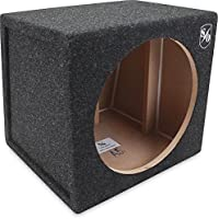 Sound Ordnance BB12-95S Single 12 Sealed Box 0.95 cu.ft