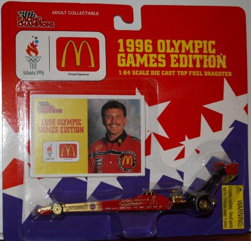 (1996 Olympic Games Edition 1:64 Die Cast Top Fuel Dragster)