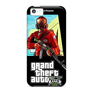 New Iphone 5c Cases Covers Casing(gta V Michael)