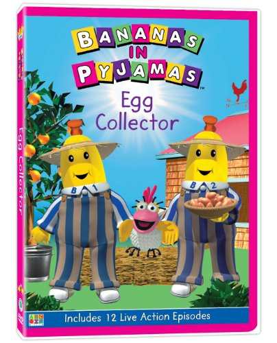 Bananas In Pyjamas - Egg Collector (In Banana Pajamas Dvd)