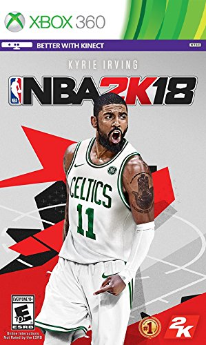 NBA 2K18 - Xbox 360 by 2K Games