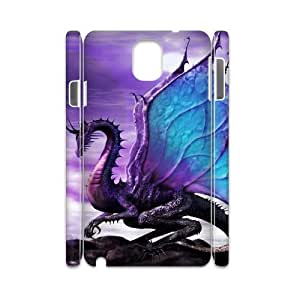 HXYHTY Diy case Dragon customized Hard Plastic case For samsung galaxy note 3 N9000